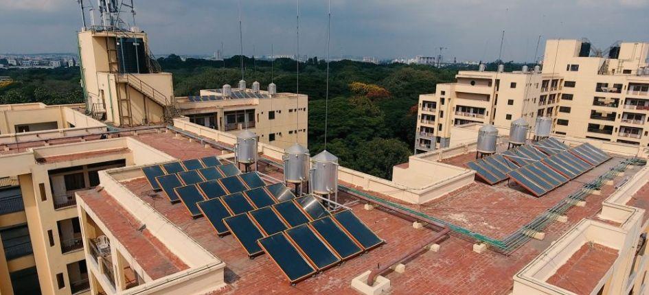 Nuetech - Solar Water Heater - Carbonbay